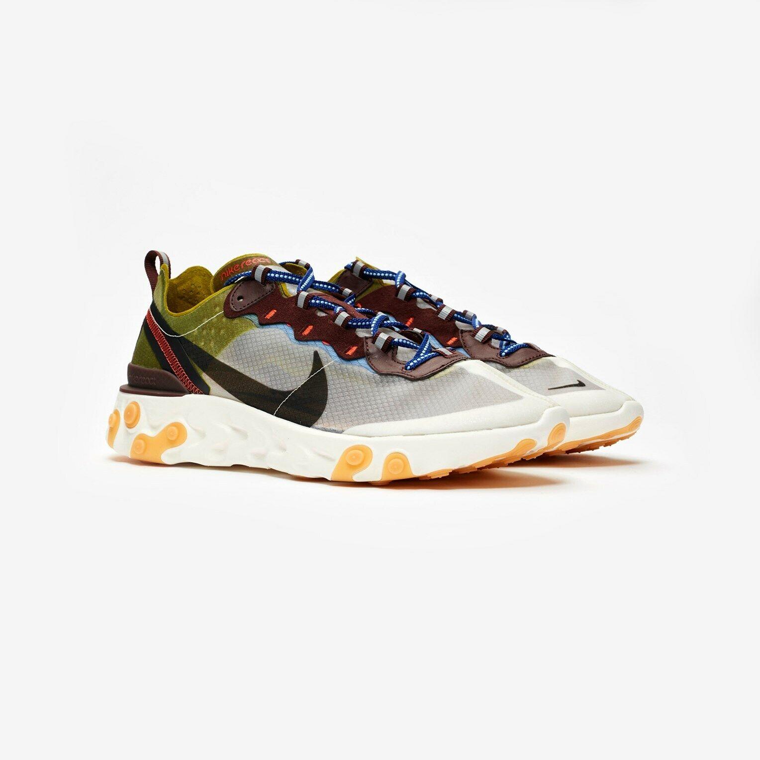 Nike réagissent Element 87 Moss UK 7