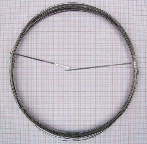 Kanthal DSD 0,7x0,1mm 21 Ω//m Flach Widerstandsdraht Heizdraht 4-100 Meter