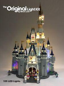 Deluxe-Version-LED-Lighting-Kit-for-LEGO-Disney-Castle-71040