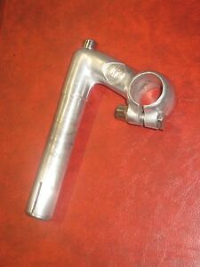 Vintage-GB-Forged-70mm-Handlebar-Stem-Bike-25-4mm-22-2mm-Eroica-Gerry-Burgess