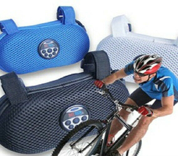 Bike bicycle speaker bag case + rechargeable lithium battery+USB for  iphone ipod  cheap in high quality