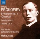 Sergey Prokofiev - Prokofiev: Symphonies Nos. 1 'Classical' & 2; Dreams (2014)