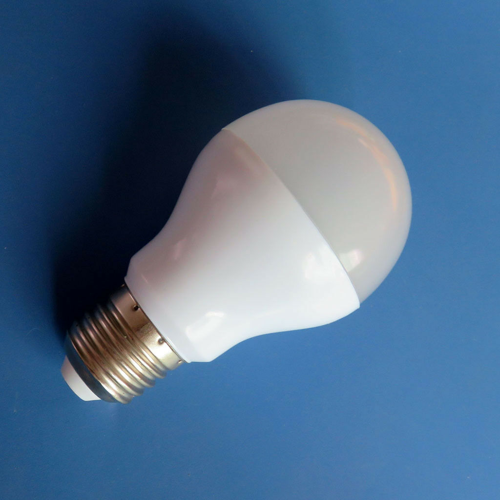 10x E27 A19 LED Light Bulb Globe Lamp AC DC 12-24V 75W Equivalent Only 7W  O