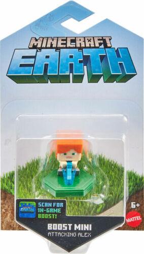 Minecraft Earth Boost Mini Figure-Choisir Your design-envoi rapide