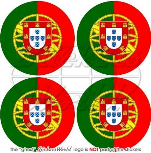 PORTUGAL Portugaise Pare-choc Casque Autocollants 50mm
