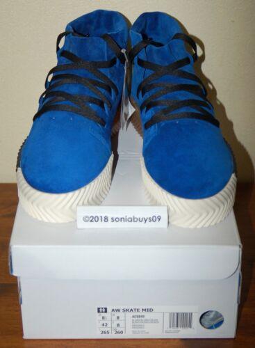 Skate Alexander Adidas deporte Wang tallas X de Aw Ac6849 Azul para hombre Zapatillas zxRWqwnYfE