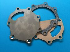 Daimler Conquest & Conquest Century Stainless Steel Water Pump Backplate