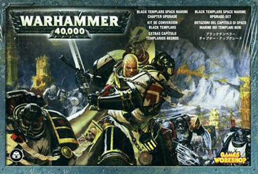 Bits 40K Black Templar Space Marine FLAMER