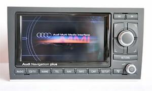usa canada audi a4 s4 rs4 rns e 2017 navigation dvd chrome. Black Bedroom Furniture Sets. Home Design Ideas