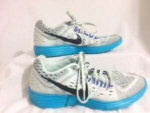 best service 72aa3 10f7e Details about NIKE LunarTempo Women's Lightweight Running Shoes Size 7.5