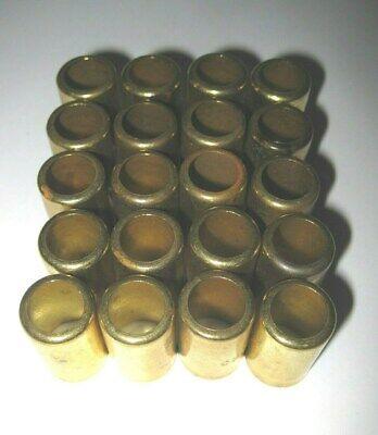 # .562 ID # 7325 1//4 Welding Hose Brass Ferrules .562 ID 12 each