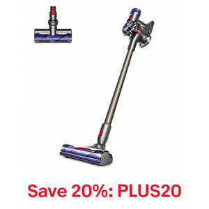 Dyson V7 Animal Cordless Vacuum | Iron | Refurbished, 20% off: PLUS20