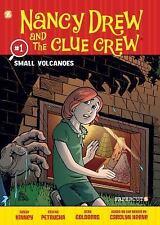 Nancy Drew and the Clue Crew #1: Small Volcanoes