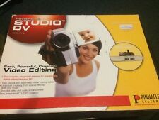 Pinnacle Studio DV Versione 9.0 - software di editing video Scheda &