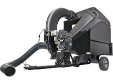 Chipper and Shredder - Tow Behind - OHV Engine - 32 cu ft - 80 MPH - Industrial