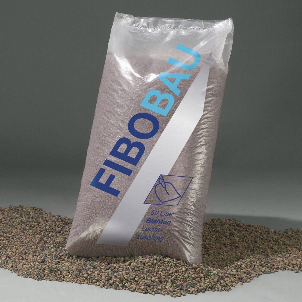 Fibo Bau 36x 50 Liter Blähton 4-8mm