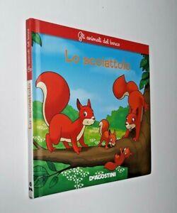 Gli-animali-del-bosco-lo-scoiattolo-De-Agostini