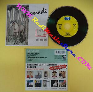 CD-Singolo-Nomadi-Dio-E-039-Morto-Live-Io-Vagabondo-Che-Non-Sono-Altro-LIMITED-S31