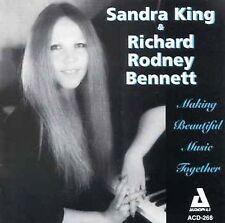 Sandra King, Richard Bennett - Making Beautiful Music Together, Excellent CD