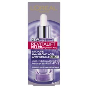 L'Oreal Revitalift Filler Serum 30mL