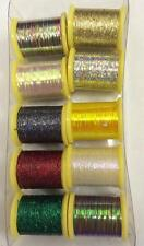 10 Mixed Spools of Special Tinsels