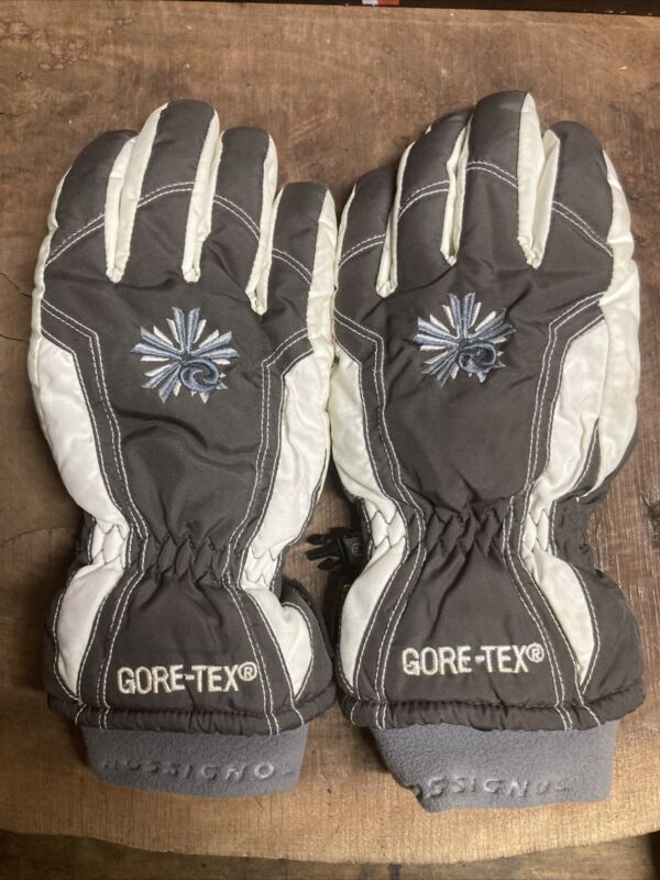 Candid Rossignol Insulated Dexfil Gore-tex Waterproof Womens Gloves Sz Small