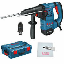 Bosch Bohrhammer GBH 3-28 DFR mit SDS-plus Professional mit L-BOXX Stemhammer