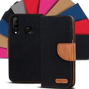 Schutzhuelle-Handy-Huelle-Flip-Case-Klapp-Tasche-Book-Case-Cover-Handyhuelle-Etui
