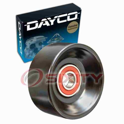 Dayco Drive Belt Idler Pulley for 1993-1998 Jeep Grand Cherokee 5.2L 5.9L V8 ji