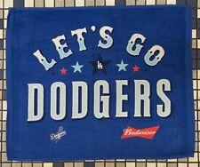 Mlb Los Angeles Dodgers Nlds Game 4 Rally Towel Sga 101221