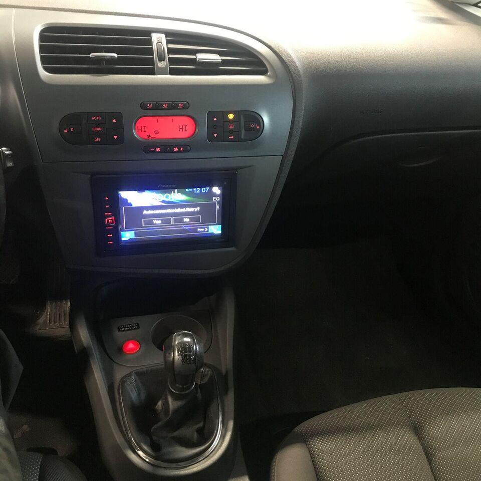 Seat, Leon, 2,0 TDi Stylance Van