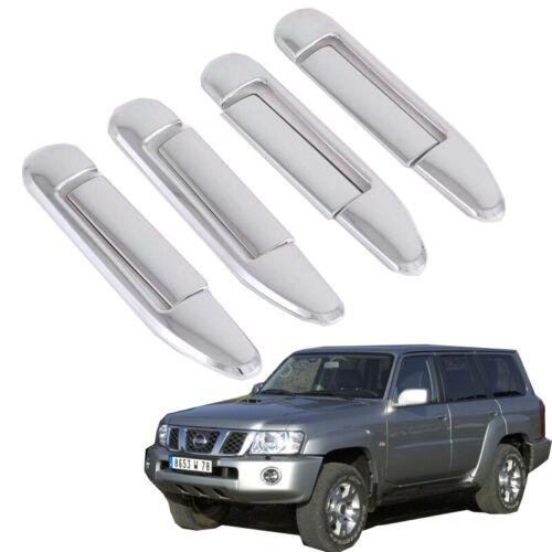 2005-2012 Car Door Handle Cover Protector For Nissan Patrol Y61 Armada