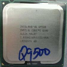 Intel Core 2 Quad Q9500 2.83Ghz LGA775 SLGZ4 6M 1333MHz CPU Processor Tested