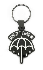 BRING-ME-THE-HORIZON-Rubber-Keychain-Keyring-Key-Chain-Key-Ring-Drown