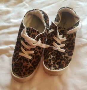 womens leopard print tennis shoes