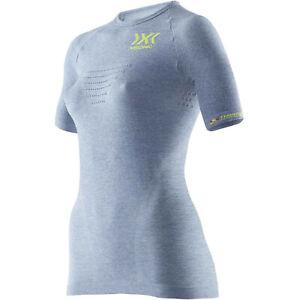X-bionic-Running-Shirt-Lady-Speed-Evo-chine-Femmes-Laufshirt-Jogging-o100941