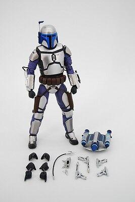 Hot Sale S.H.Figuarts Star Wars Jango Fett 6/'/' PVC Action Figure New In Box