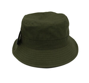 31580d9fc2c Plain Bucket hat Boonie cap Fishing Hunting Hiking Outdoor -Military ...