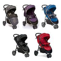 Joie Litetrax 3 Lightweight 3 Wheel Baby / Child Stroller / Pushchair / Buggy