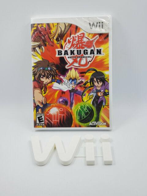 Bakugan Battle Brawlers Brand New Factory Sealed (Nintendo Wii, 2009)