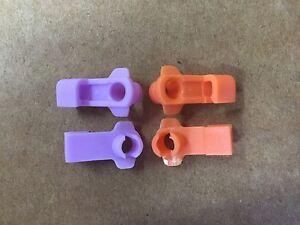 Oem Replacement Honda Door Handle Lock Rod End Clips 72116