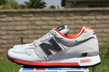 NEW BALANCE 1300 SZ 11.5 GREY AMERICAN REBEL M1300GD MADE IN THE USA