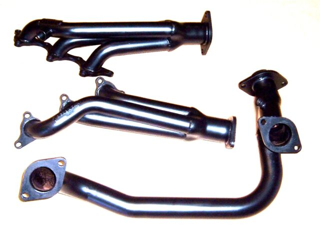 Headers / Extractors for Mitsubishi Pajero NM-NP V6 3.5L-3.8L (2000-2008)