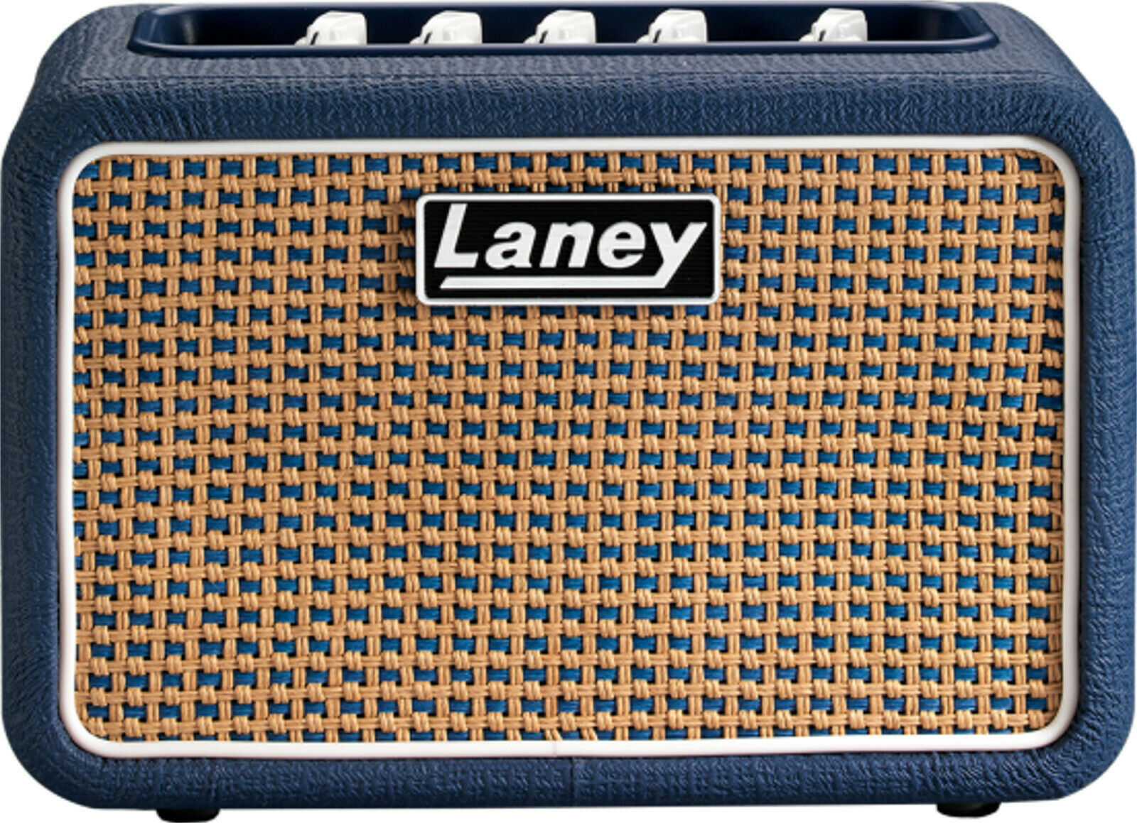 Laney Lionheart Mini-STB-Lion Blautooth Stereo Battery Power Desktop Guitar Amp