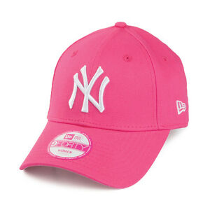 New Era Premium 9Forty Woman Adjustable Cap BASIC Rosa