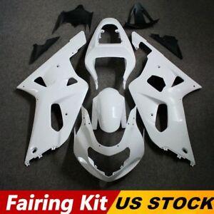 For-Suzuki-GSXR600-750-2001-2003-02-K1-Unpainted-Fairing-Kit-ABS-Injection-Body
