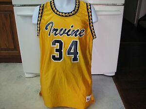 965d4673b2db UCI Anteaters men s Basketball team game jersey University ...