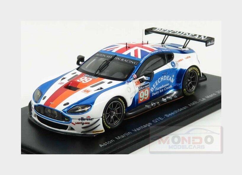 Aston Martin Vantage Gte Team Beechdean Amr  99 Le Mans 2017 SPARK 1:43 S5844