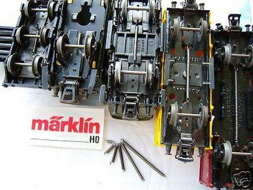 Märklin-coche//locomotoras 5 variedades #fe5 Intercambio 17-plumas F