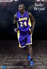 1/6 Enterbay NBA Collection RM-1065 Los Angeles Lakers Kobe Bryant 24 Loose